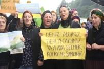 ALPER TAŞ - Rize'de 'Yeşil Yol' Protestosu
