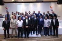 YAŞAR AŞÇıOĞLU - 2015-2016 Sezonu PTT 1. Lig Fikstürü Çekildi