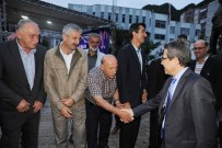 Artvin Valisi Cirit, Borçka'da Halka İftar Açtı