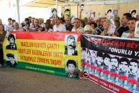 ÖLÜM ORUCU - Diyarbakır'da 33 Yıl Önceki Açlık Grevinde Hayatını Kaybedenler Anıldı