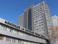 HSYK - HSYK, 49 hakim ve savcıyı açığa aldı