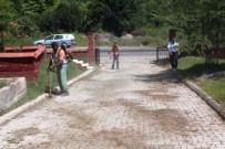 KOZCAĞıZ - Kozcağız'da Bayram Temizliği Yapılıyor