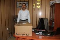 KEMAL İNAN - Yüksekova TSO, 750 Aileye Gıda Yardımı Yaptı