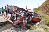Bayram Tatiline Giderken Kaza Yaptılar Açıklaması 1 Ölü, 5 Yaralı