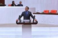 SÖZLEŞMELİ ÇALIŞAN - Bülent Öz'den Devlet Memurları Kanununda Değişiklik Teklifi