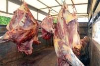 Etleri Sağlıksız Koşullarda Taşıyan Sürücüye Ceza