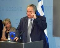 KOSOVA BAŞBAKAN YARDIMCISI - Yunan Dışişleri Bakanı Kotzias Açıklaması 'Kosova Yunanistan'da Ofis Açabilecek'