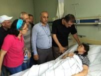 ALEVILIK - CHP'li vekil açıkladı: Kavga oruç yüzünden çıkmadı