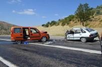 Konya'da Trafik Kazası Açıklaması 1 Ölü, 2 Yaralı
