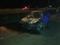 KıYıCıK - Of'ta Trafik Kazası Açıklaması 1 Ölü