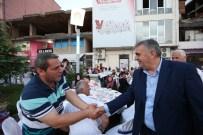 ALI İNCI - Son Huzur Sofrası Karasu'da Kuruldu