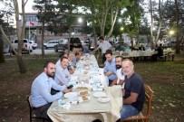 ZEKI ERGEZEN - Vali Öztürk, Ahlat'ta İftar Yemeğine Katıldı