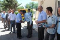 ŞEHİT AİLELERİ - Beyşehir'de Bayramlaşma Programı