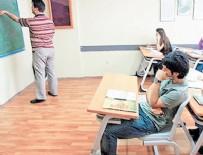 ERSAN ŞEN - Milli Eğitim Bakanlığı'ndan dershane uyarısı