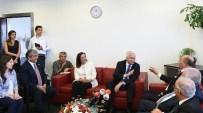 YAŞAR SEYMAN - CHP İle MHP Arasında 'Koalisyon' Atışması