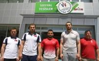 ALI ERDOĞAN - Judocuların 'Dünya' Sınavı