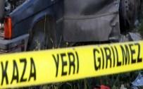 DÜMREK - Katliam Gibi Kaza Açıklaması 5 Ölü, 1 Yaralı