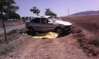 Konya'da Trafik Kazası Açıklaması 2 Ölü, 2 Yaralı