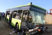 Diyarbakır'da Kaza Açıklaması 20'Nin Üzerinde Yaralı