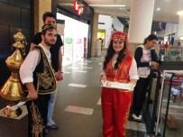 SUZAN KARDEŞ - Forum Trabzon'un Ramazan Etkinliklerini 7'Den 70'E Herkes Çok Sevdi