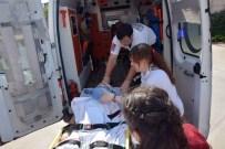 İNKUR - Maganda Kurşunu Çocuğu Yaraladı