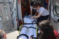 İNKUR - 'Maganda Kurşunu' İsabet Eden Çocuk Yaralandı