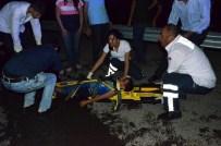 YAKUP DOĞAN - Malatya-Elazığ Karayolunda Kaza Açıklaması 1 Ölü, 4 Yaralı