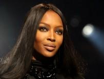NAOMI CAMPBELL - Naomi Campbell'ın Bodrum skandalı!..