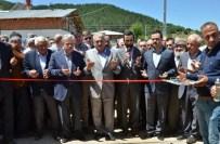 Refahiye Yurtbaşı Köyü Camisi Dualarla İbadete Açıldı