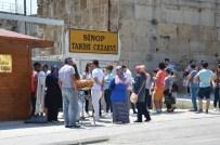 SINOP CEZAEVI - Tarihi Sinop Cezaevi'ne Ziyaretçi İlgisi