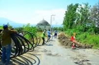 DÖĞER - Döğer Mahallesinin Su Kaçakları Önleniyor