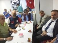 İBRAHIM ERKAL - İbrahim Erkal, Erzurumlular Vakfında İftar Yemeği Verdi