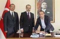 ALI ERDOĞAN - Kargı'da Denetimli Serbestlik Protokolü İmzalandı