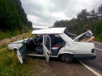 Kastamonu'da Trafik Kazası Açıklaması 1 Ölü, 6 Yaralı