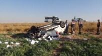 Nusaybin'de Trafik Kazası Açıklaması 5 Yaralı