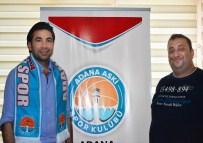 ASKI - Osman Özköylü'den Adana ASKİ Spor'a Ziyaret