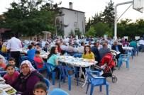 Vali Tapsız, Polatelilerle İftarda Buluştu
