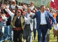 Kültür Festivali'nde Başpehlivanlık Mücadelesi