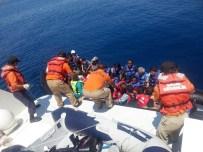 Kurtarılan Göçmenlerin İfadeleri Kan Dondurdu