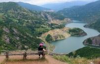 Topçam'da Muhteşem Manzara
