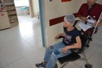 Aybastı'da Tarım Aracı Devrildi Açıklaması 2 Yaralı