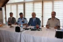SERZENIŞ - Edirne'de Kaçak Göçmenle Mücadele Devam Ediyor