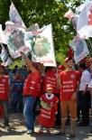METAL İŞ - Kocaeli'de Fabrika İşçilerinden Eylem