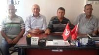 Mhpli İsmail Ok'tan MHP Gömeç İlçe Teşkilatına Ziyaret