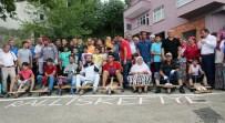 Trabzon'da 'Bilyeli Arabalar' Yarıştı