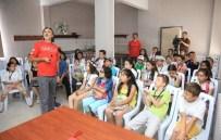 DEPREM ANI - Yaz Okulu Öğrencileri AKUT İle Buluştu