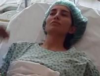 BAŞAK SAYAN - Başak Sayan'dan ameliyat videosu