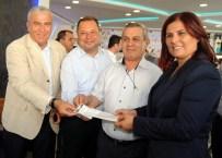 ŞEHİT AİLELERİ - Başkan Çerçioğlu'ndan Esnafa Destek