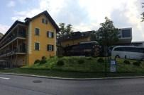 YANGIN PANİĞİ - Galatasaray'ın Kamp Yaptığı Otelde Yangın Paniği