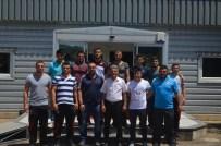 KAYTAZDERE - Kangal, Yavuz Ve Özdemir'i Edirne'ye Uğurladı